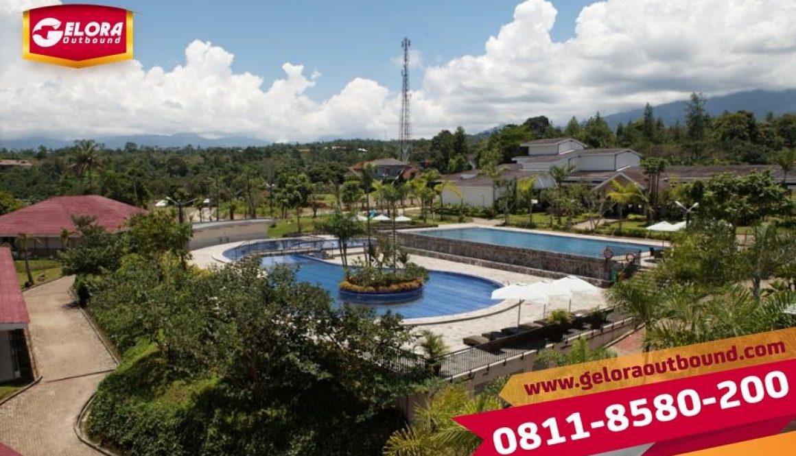 Lokasi Tempat Outbound di Taman Bukit Palem Bogor