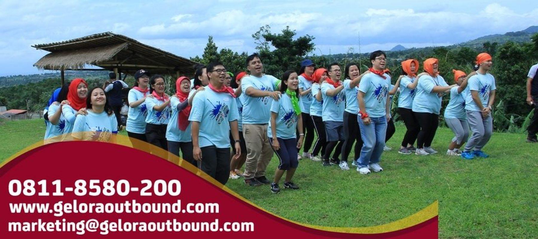 Tempat Paket Outbound di Camp Hulu Cai Bogor