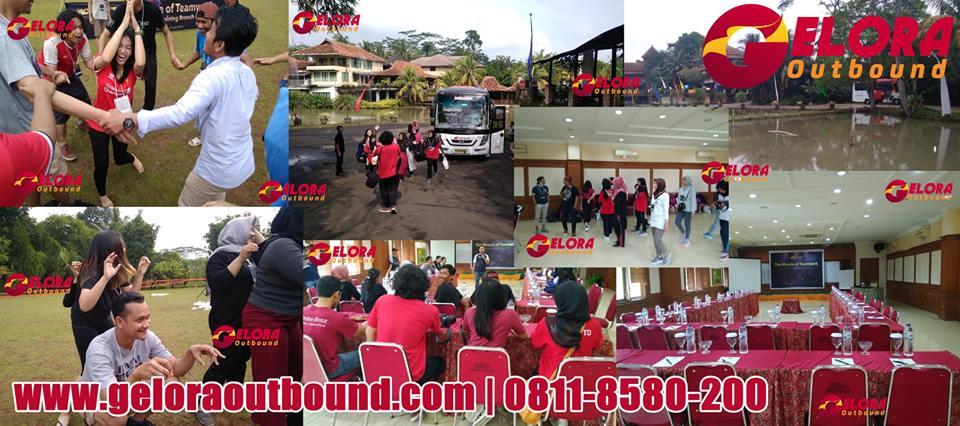 Tempat Outbound di Desa Gumati Sentul Bogor