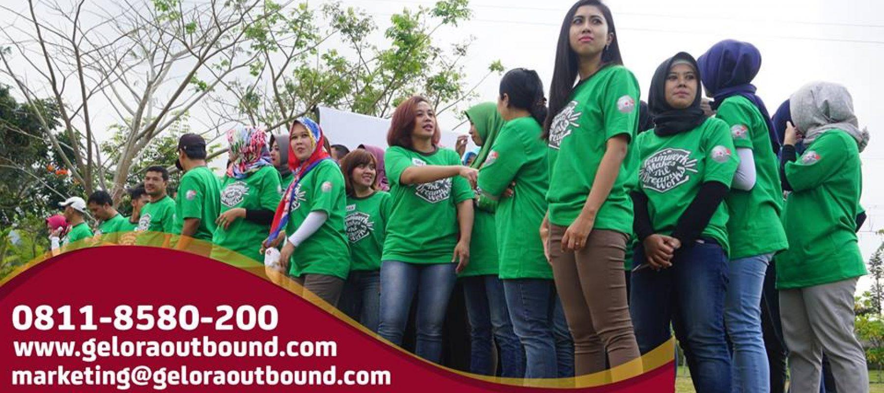 Tempat Outbound di Grand Pesona Bogor
