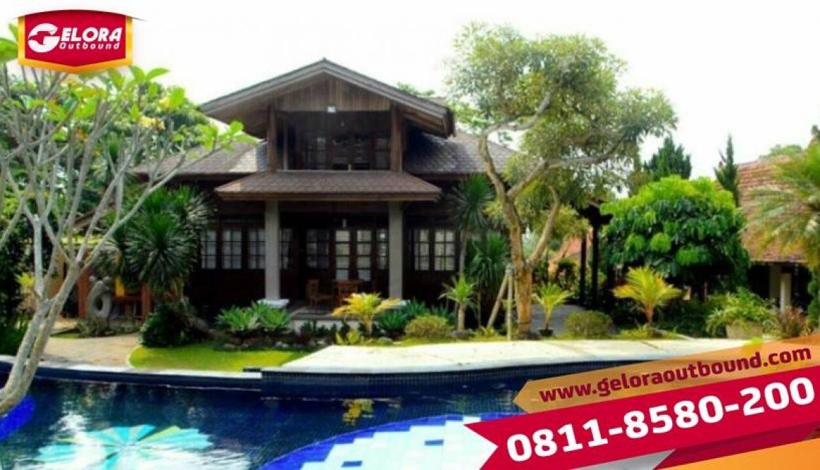 Tempat Paket Outbound Murah di The Village Resort Bogor
