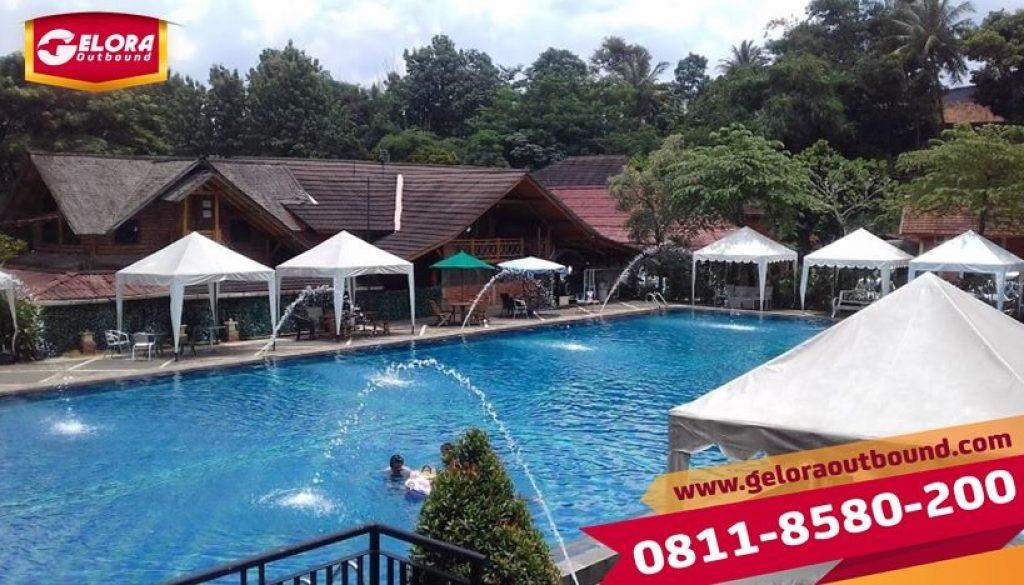 Tempat Paket Outbound di Saung Dolken Sentul Bogor