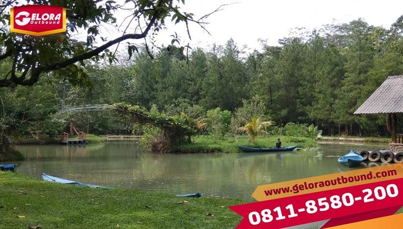 Tempat Paket Outbound di Talaga Cikeas Sentul Bogor