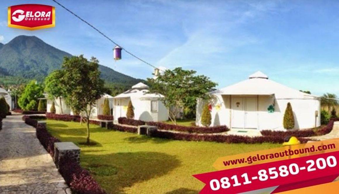 Tempat Paket Outbound di The Highland Park resort Bogor