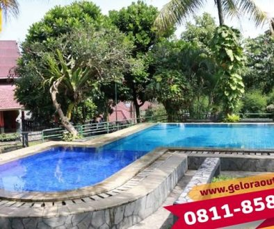 Tempat Paket Outbound di Villa Ratu Pancawati Bogor