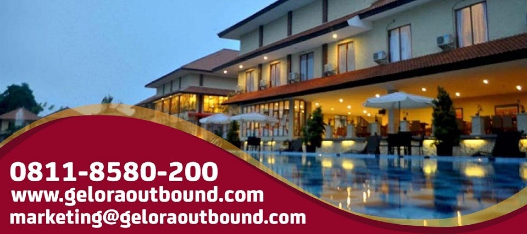 Tempat Paket Outbound di Hotel Bumi Tapos Bogor