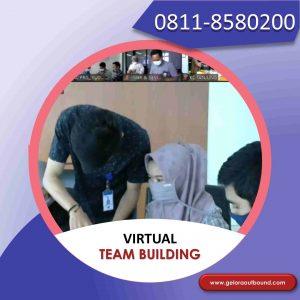 Virtual Team Building Training Online Jakarta